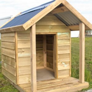 Luxury Dog Kennel Medium