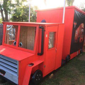 The Mack Truck