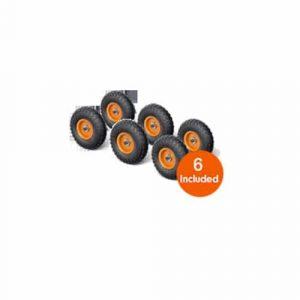 Vuly Trampoline Wheels L/XL